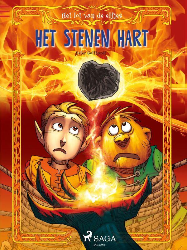 Het lot van de elfjes 2 - Het stenen hart