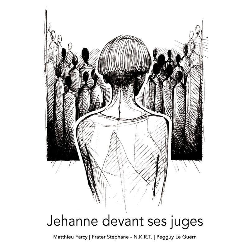Jehanne devant ses juges