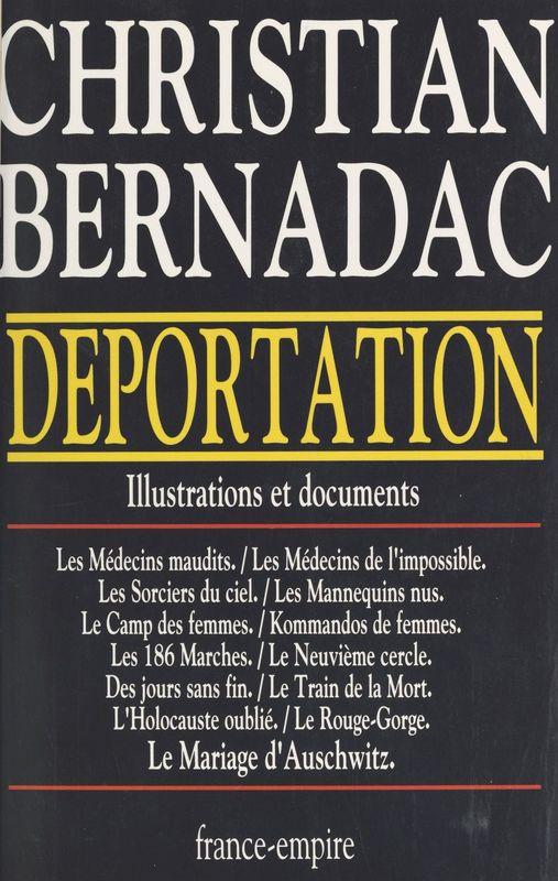 Déportation : 1933-1945
