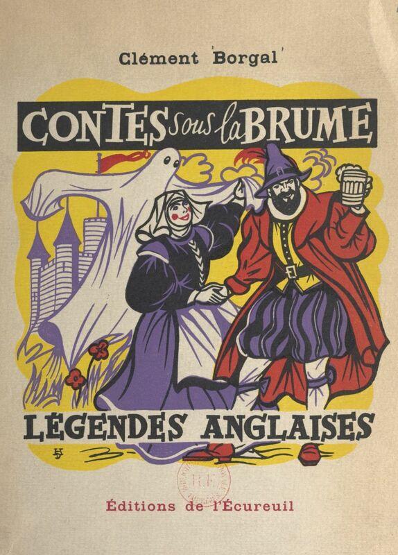 Contes sous la brume Légendes anglaises