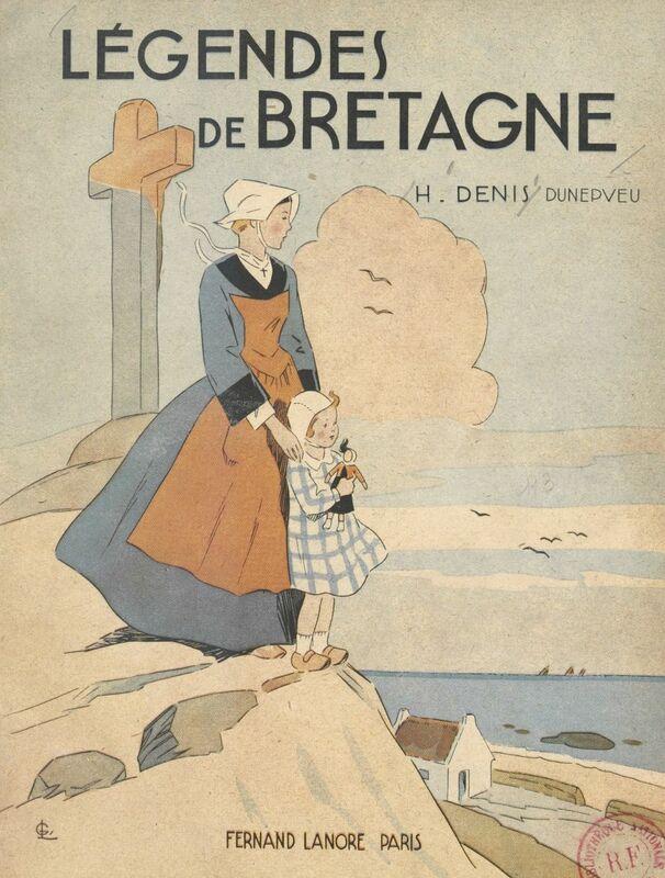 Légendes de Bretagne