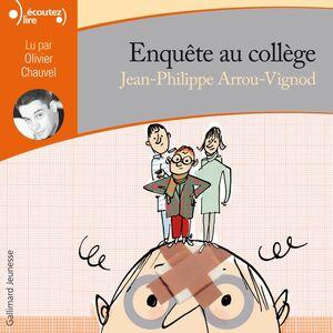 Enquête au collège (Tome 2) - Enquête au collège