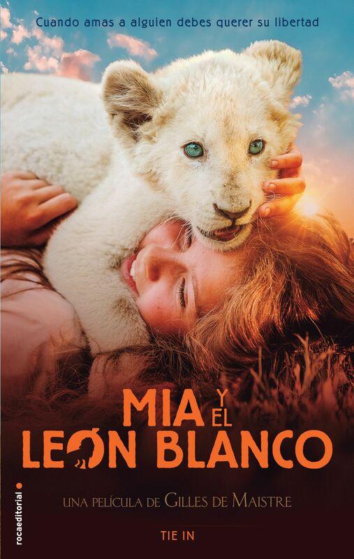 Mía y el león blanco Tie In