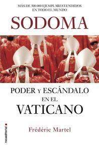 Sodoma Poder y escándalo en el Vaticano