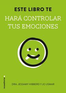 Este libro te hará controlar tus emociones