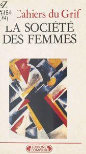 La Société des femmes