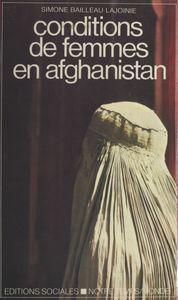 Conditions de femmes en Afghanistan