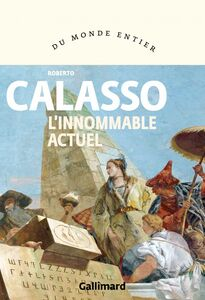 L'innommable actuel