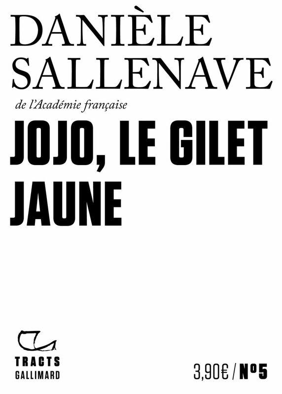 Tracts (N°5) - Jojo, le Gilet jaune