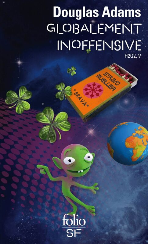 H2G2 (Tome 5) - Globalement inoffensive