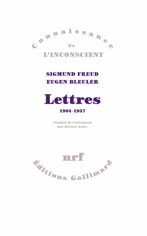 Lettres 1904-1937