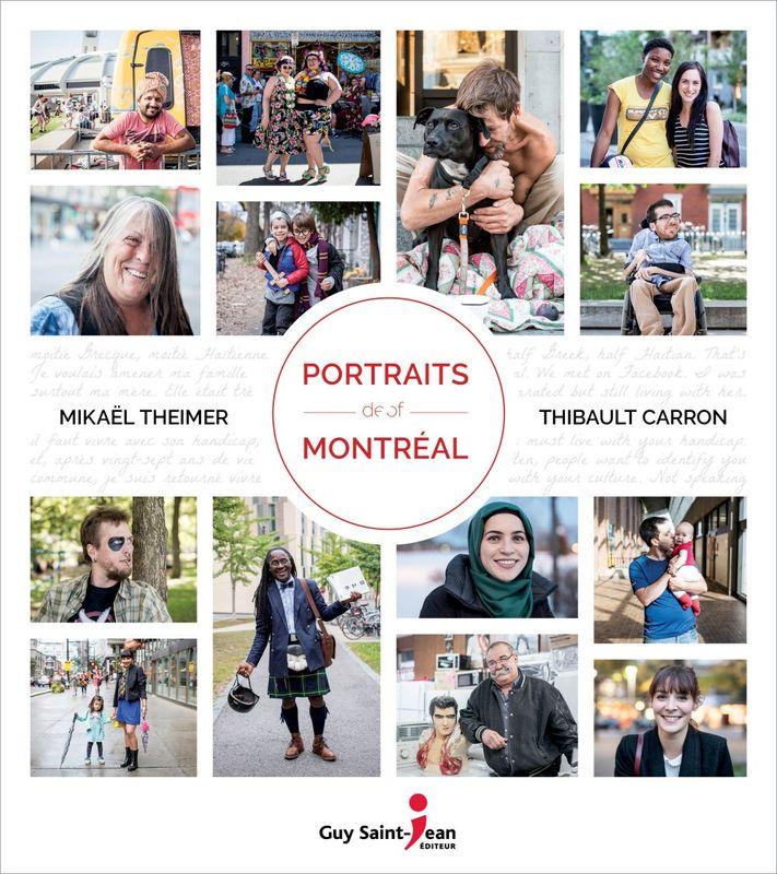 Portraits de of Montréal