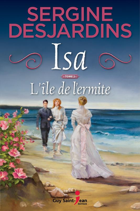 Isa, tome 2 : l'île de l'ermite