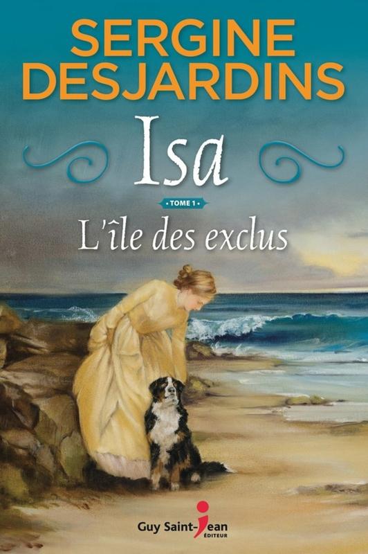 Isa, tome 1 : l'île des exclus