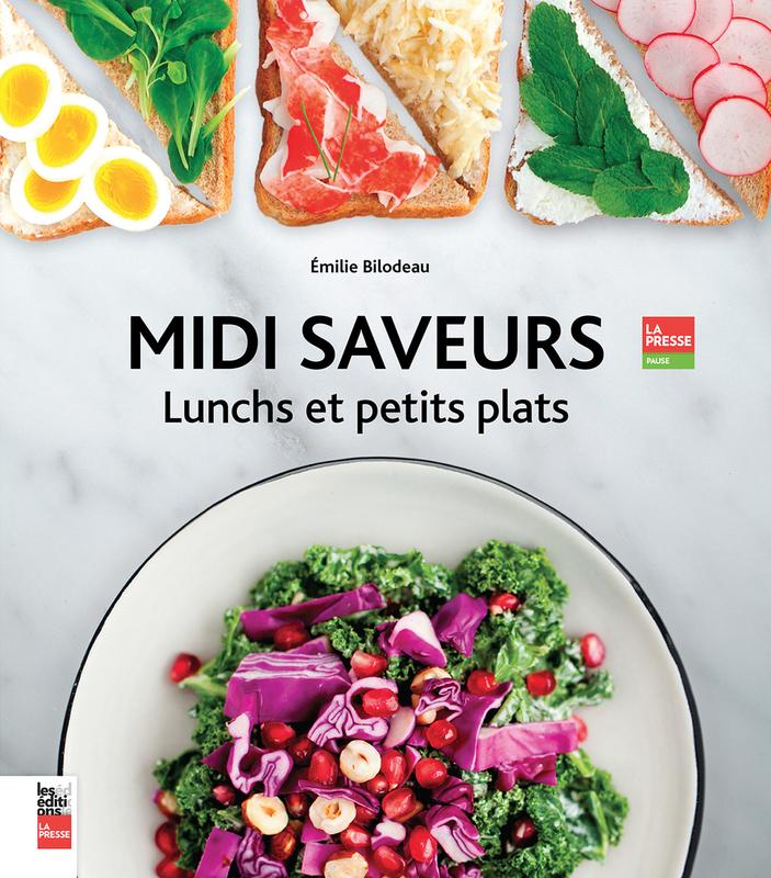 Midi saveurs Lunchs et petits plats