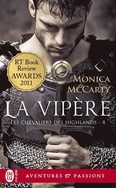 Les chevaliers des Highlands (Tome 4) - La vipère