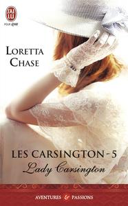 Les Carsington (Tome 5) - Lady Carsington