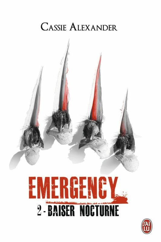 Emergency (Tome 2) - Baiser nocturne