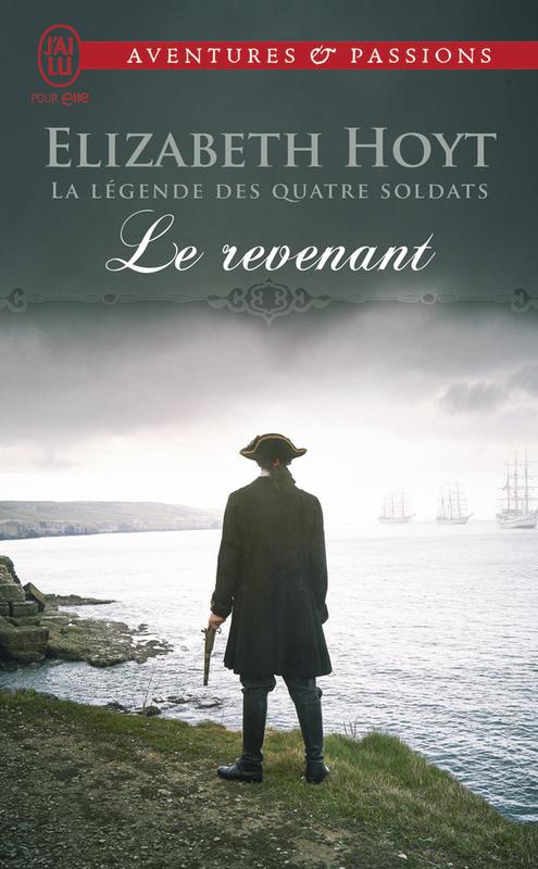 La légende des quatre soldats (Tome 4) - Le revenant
