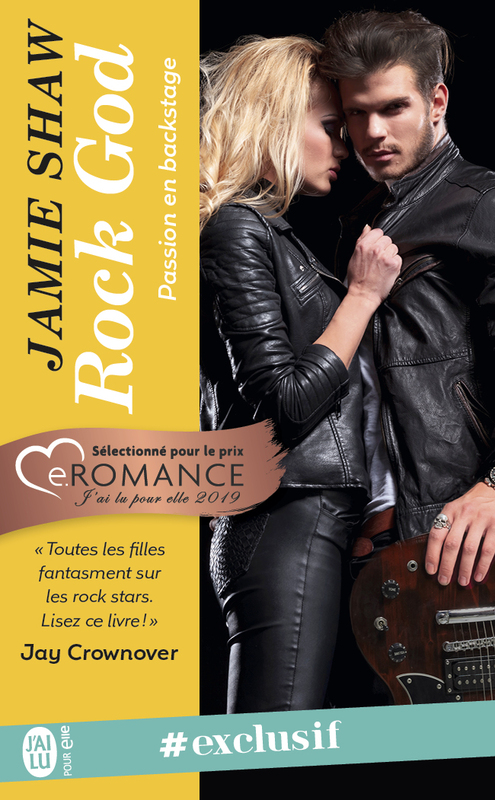 Passion en backstage (Tome 1) - Rock God