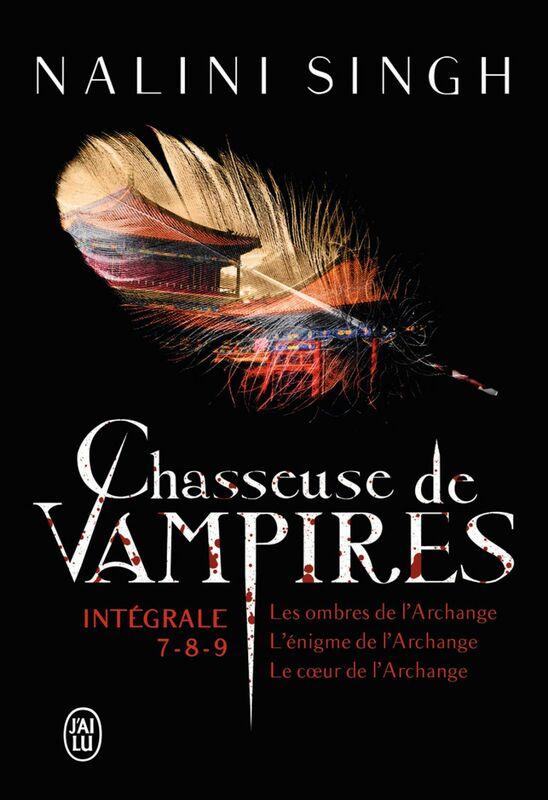 Chasseuse de vampires  - L'Intégrale 3 (Tomes 7, 8 et 9)