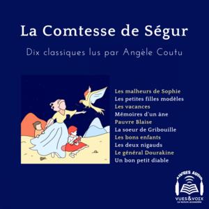 La Comtesse de Ségur Le coffret