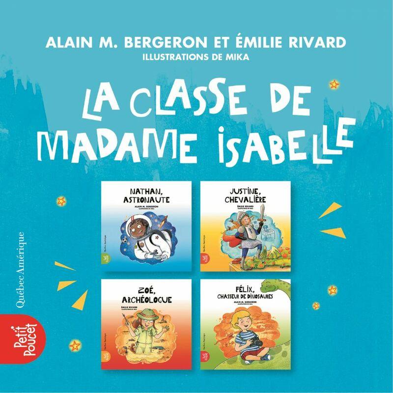 La classe de madame Isabelle Coffret