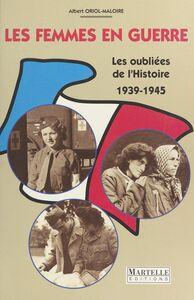Les Femmes dans la guerre (1935-1945)