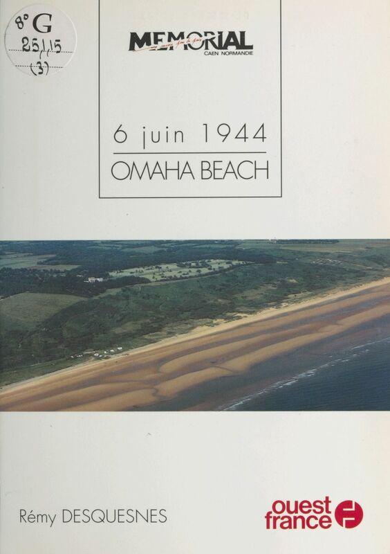 6 juin 1944 : Omaha beach