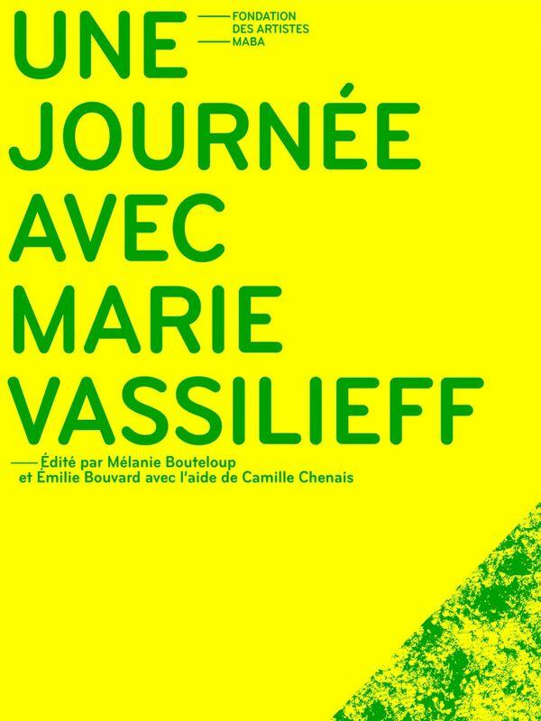 Une journée avec Marie Vassilieff