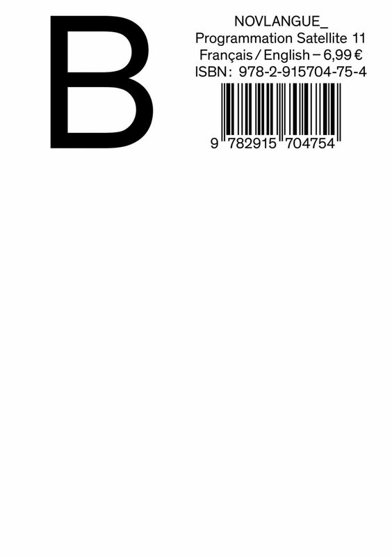 Damir Očko - Dicta Satellite 11 - Novlangue