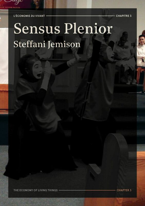 Steffani Jemison - Sensus plenior