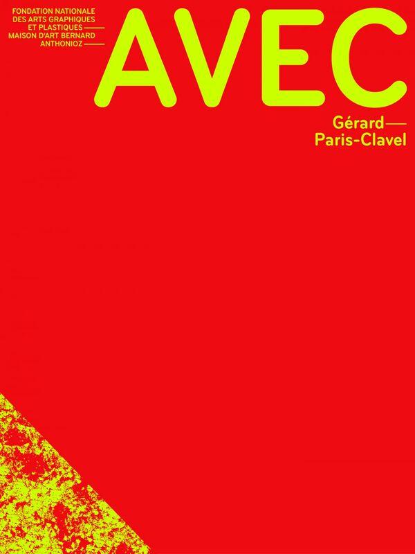 Avec Gérard Paris-Clavel