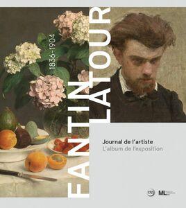 Fantin Latour, Journal de l'artiste : L'album de l'exposition