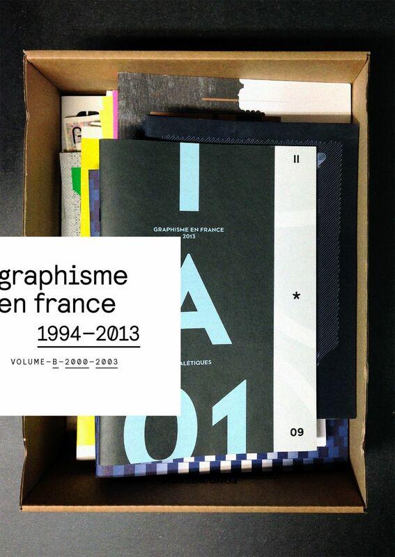 Graphisme en France 2000 - 2003