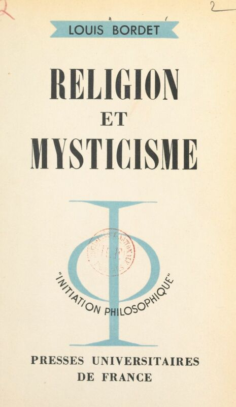 Religion et mysticisme