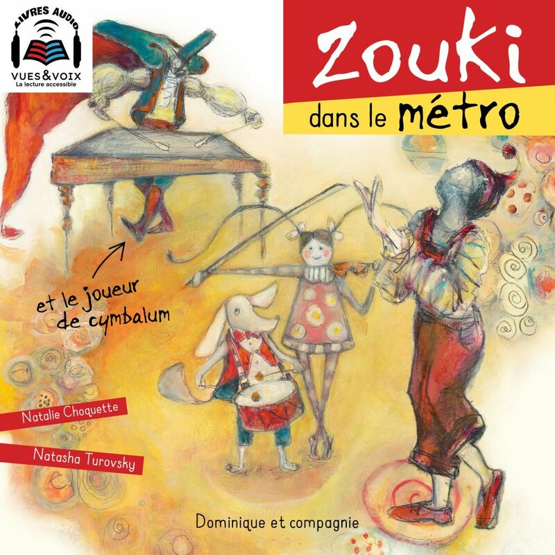Zouki dans le métro