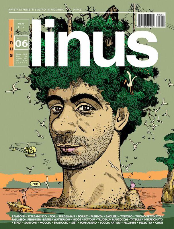 Linus. Giugno 2018