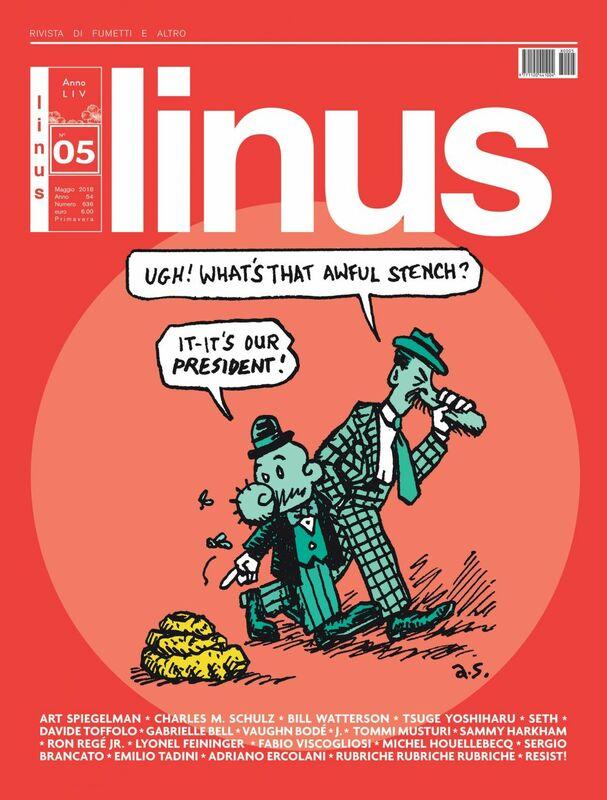 Linus. Maggio 2018