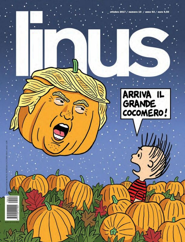 Linus. Ottobre 2017