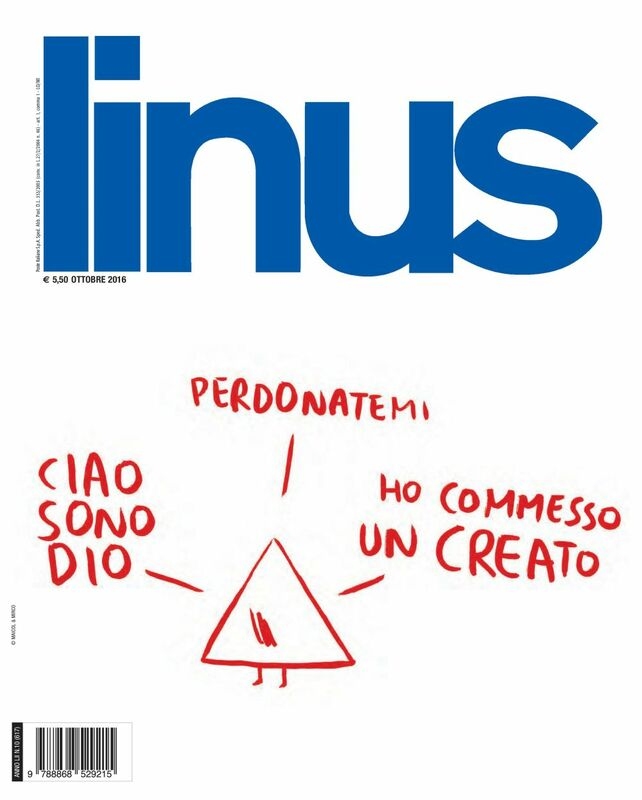 Linus. Ottobre 2016
