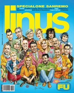 Linus. Febbraio 2016