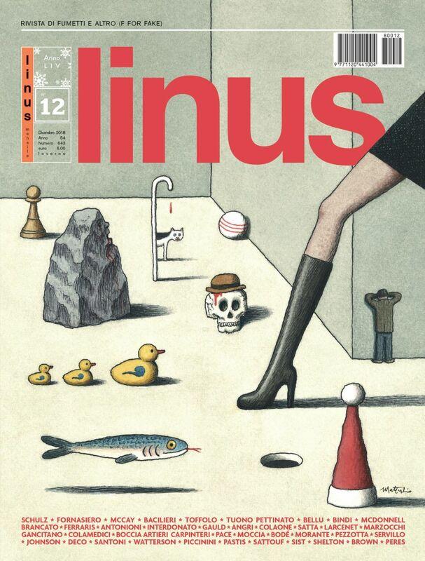 Linus. Dicembre 2018