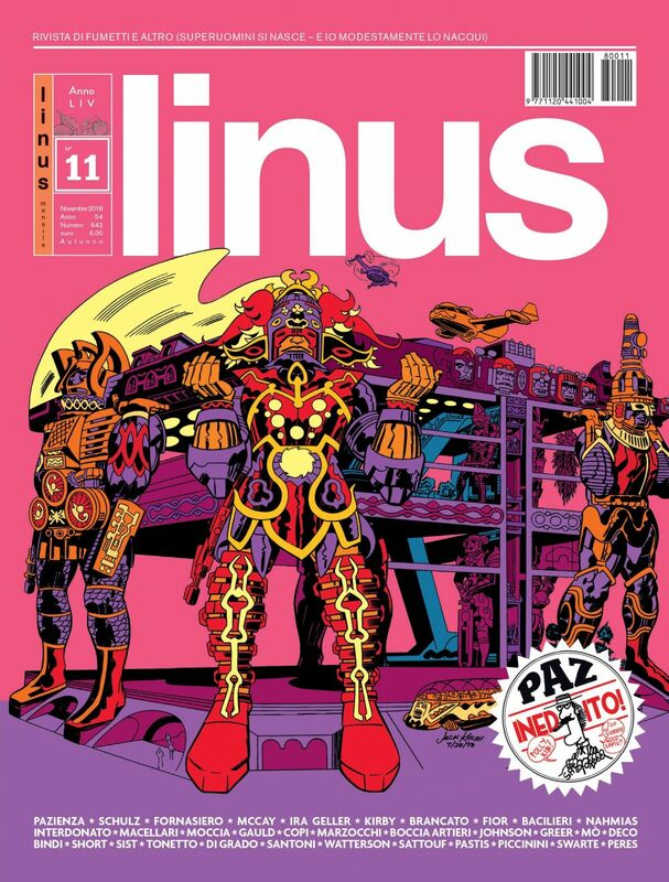 Linus. Novembre 2018