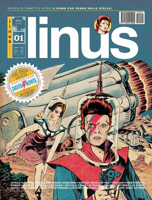 Linus. Gennaio 2020