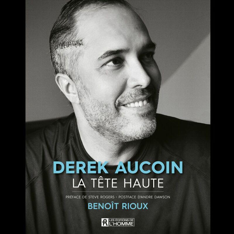 Derek Aucoin, la tête haute