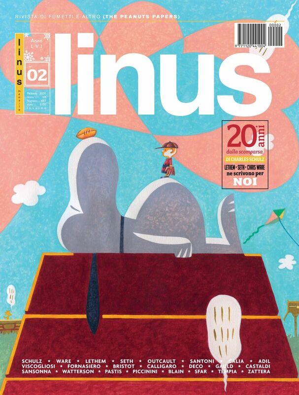 Linus. Febbraio 2020