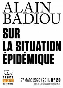 Tracts de Crise (N°20) - Sur la situation épidémique