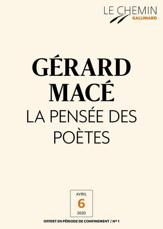 Le Chemin (N°01) - La Pensée des poètes