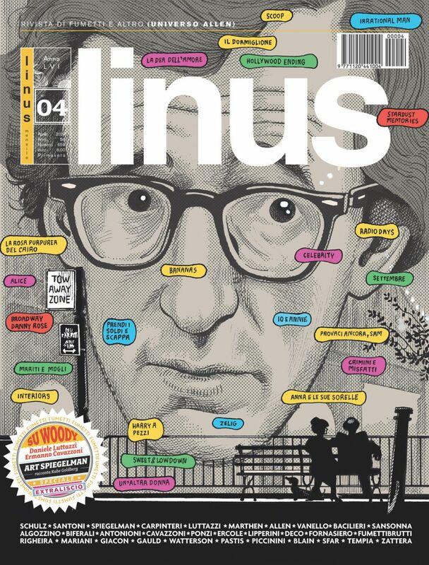 Linus. Aprile 2020